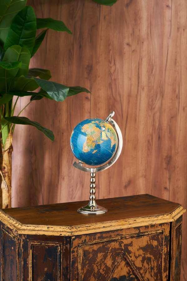 Dünya Küre Mavi