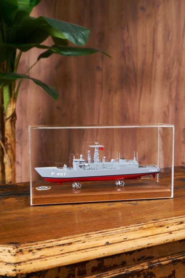 Gabya sınıfı TCG Göksu F497 Gemi Maketi