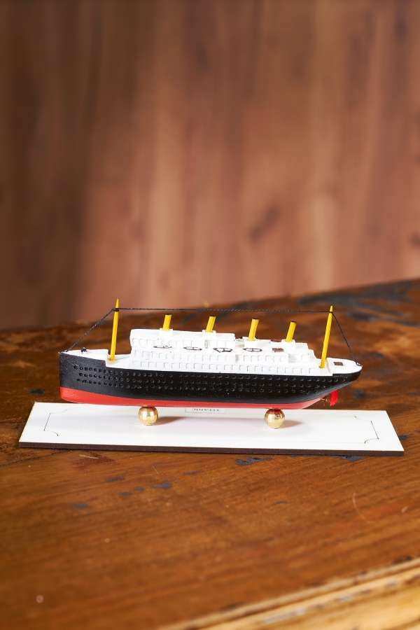 Titanic Gemi Maketi