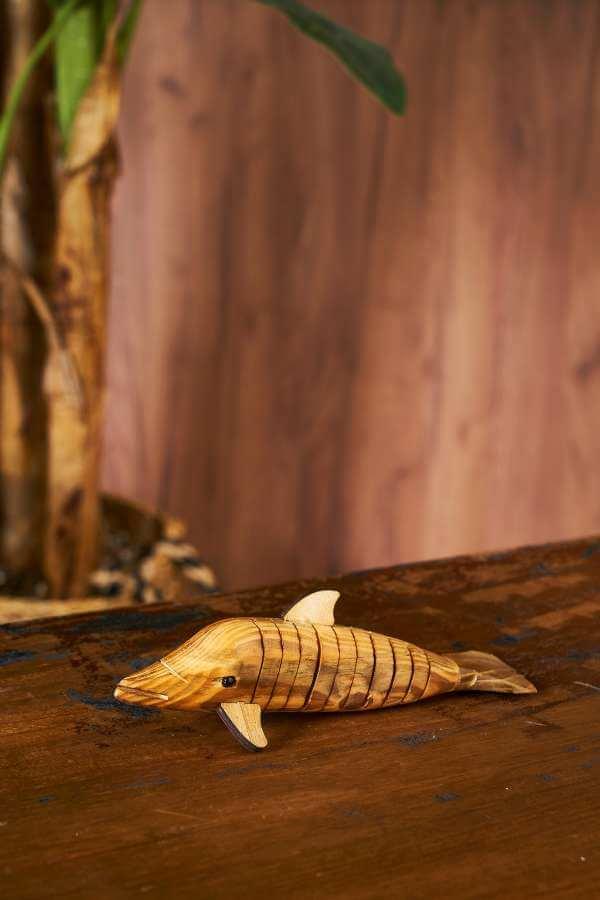 Ahşap Yunus Balığı