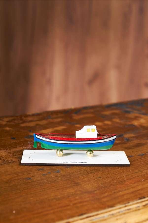 Kamaralı Çırnık Tekne