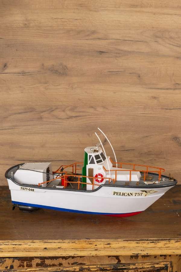 757 Gemi Maketi