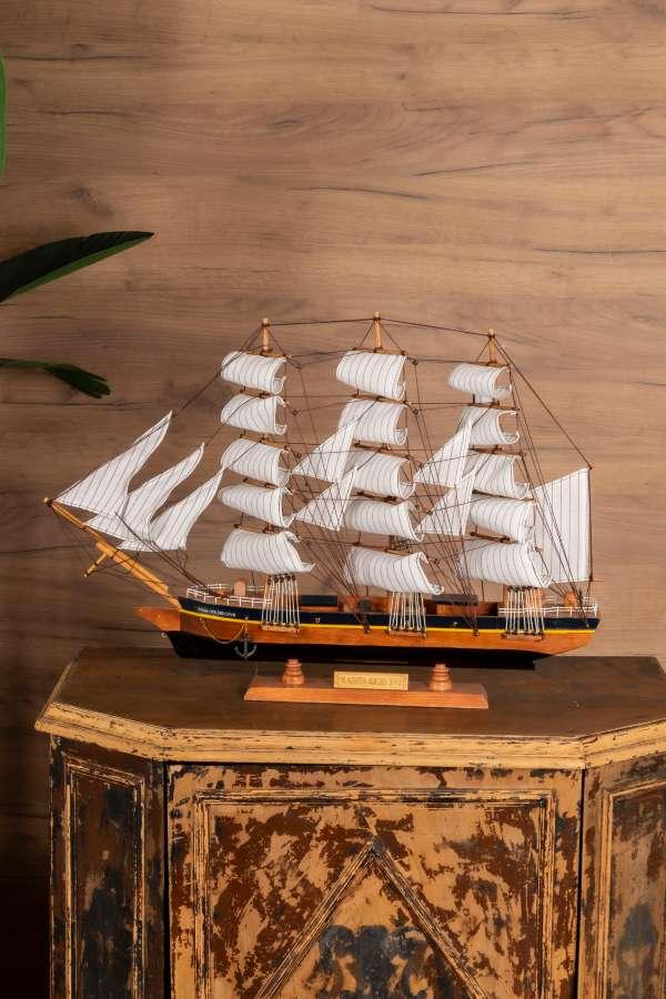 Fragata Siglio XVII Gemi Maketi