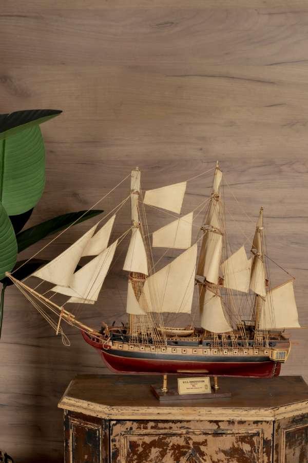 USS Constitution Gemi Maketi