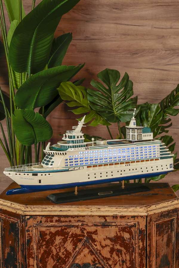 Cruise Gemi Maketi