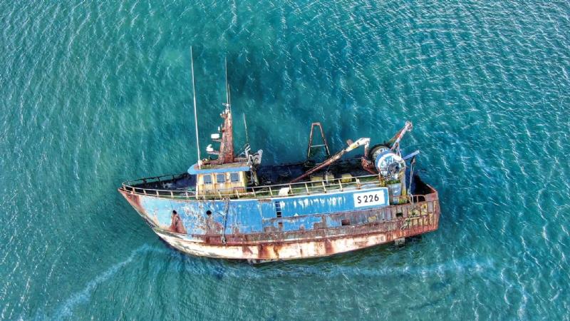 Batık Gemiler Neden Çıkarılmaz?