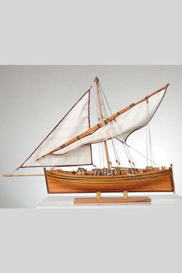 Santa Lucia Model Gemi Maketi