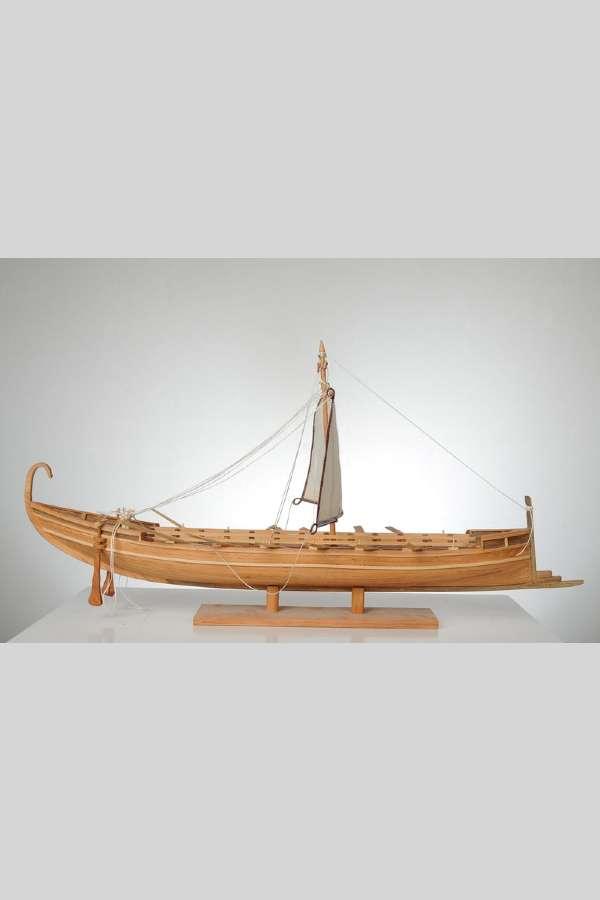 Viking Model Gemi Maketi